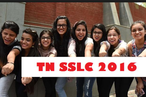 Find TNSSLC Result 2017