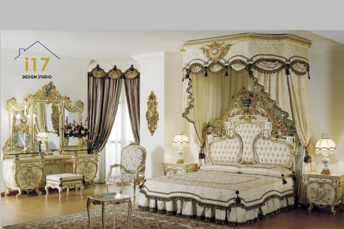 Bridal Bedroom